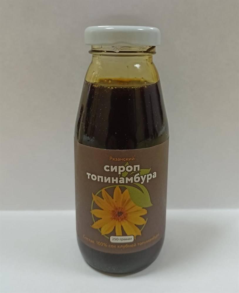 Чем полезен сироп из топинамбура – секреты применения