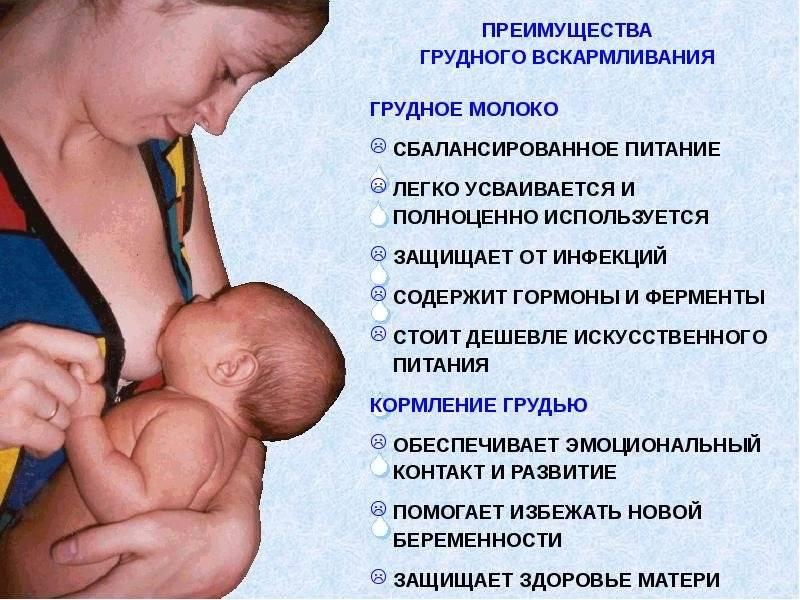 Можно ли сгущенку при грудном вскармливании ребенка?