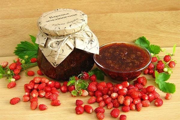Земляничное варенье на сиропе: рецепт