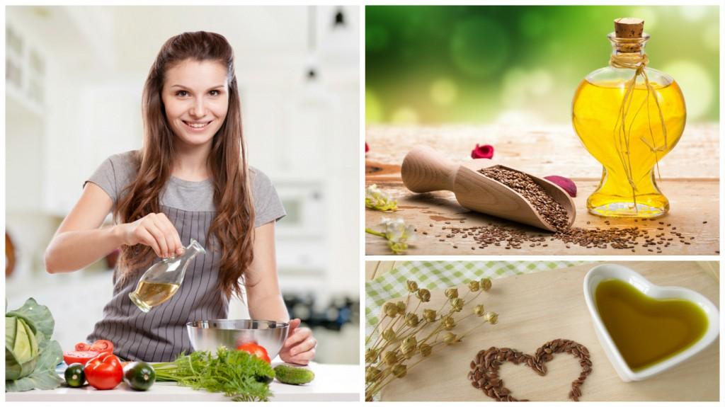 Продукт № 1 для мужского здоровья: льняное масло и его полезные свойства