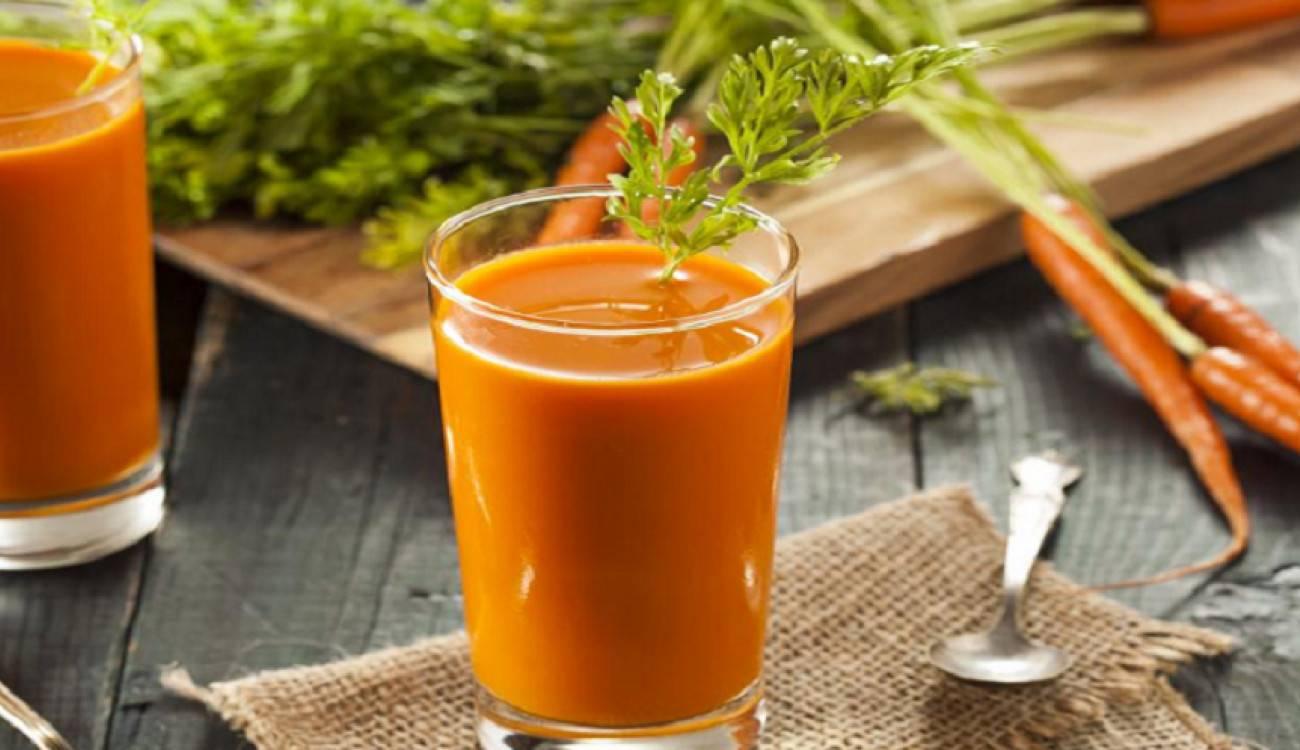 В чем польза и вред морковного сока для организма и для печени в частности?