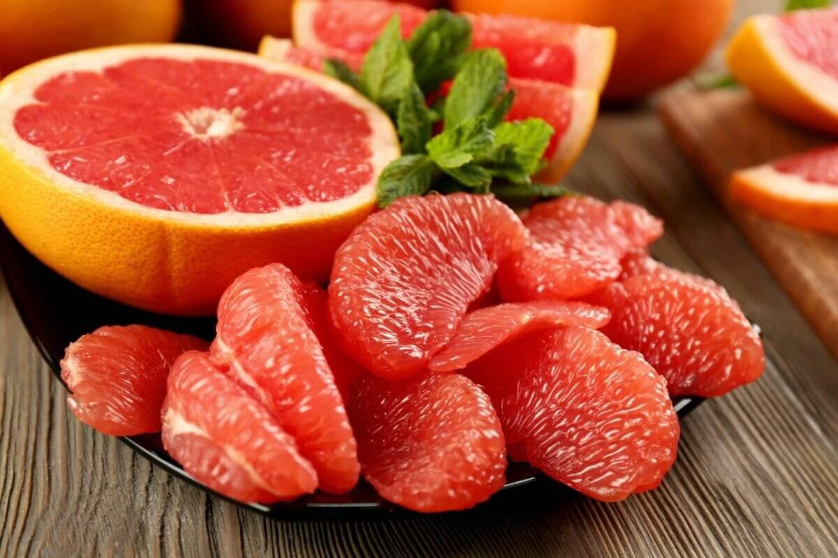 Грейпфрут для похудения — правила фруктовой диеты