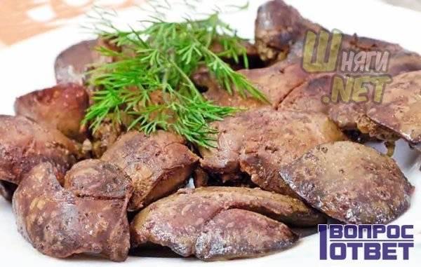 Куриная печень — польза и вред для здоровья, калорийность