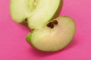 Употребление красных и желтых яблок при грудном вскармливании. польза и вред плодов и их отличие от зеленых