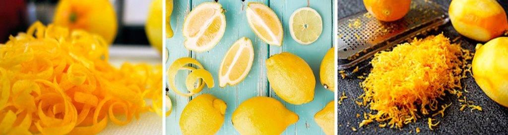 Цедра лимона: польза и вред для здоровья человека