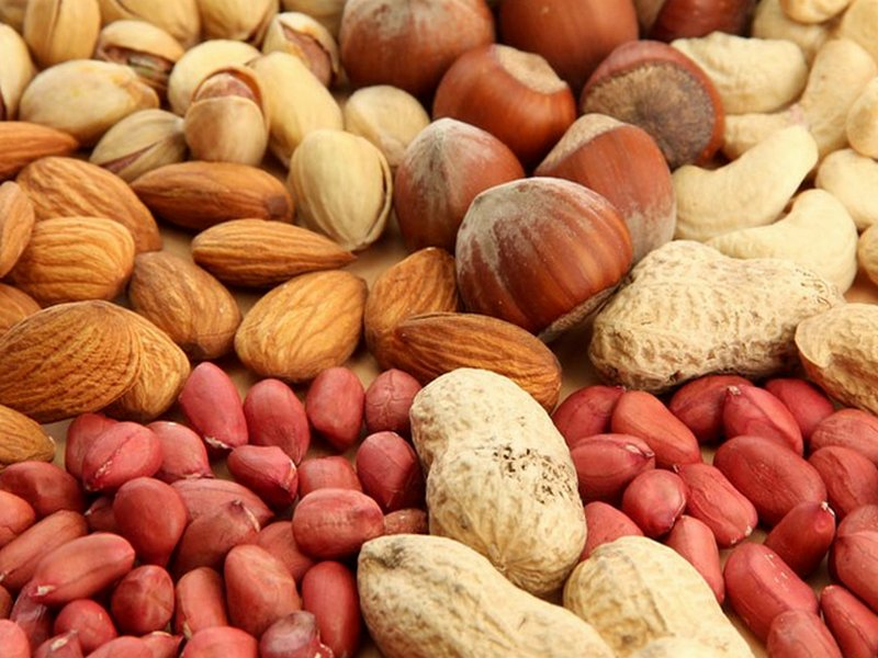 Самые полезные орехи для мужской потенции