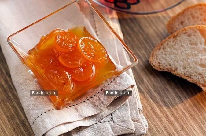 Варенье из кумквата: рецепт с фото пошагово