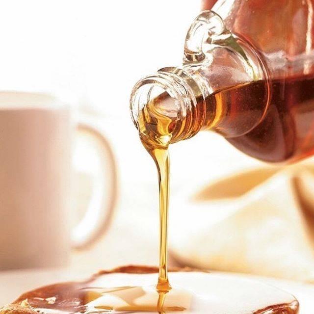 Кленовый сироп — польза и вред для здоровья