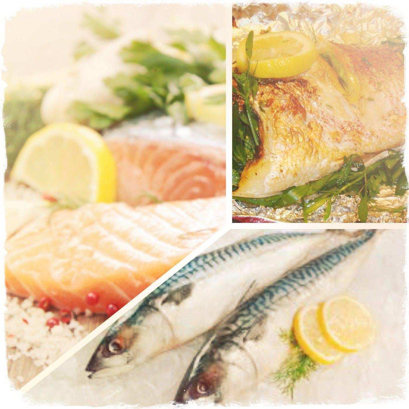 Топ 9 самых полезных рыб для здоровья
