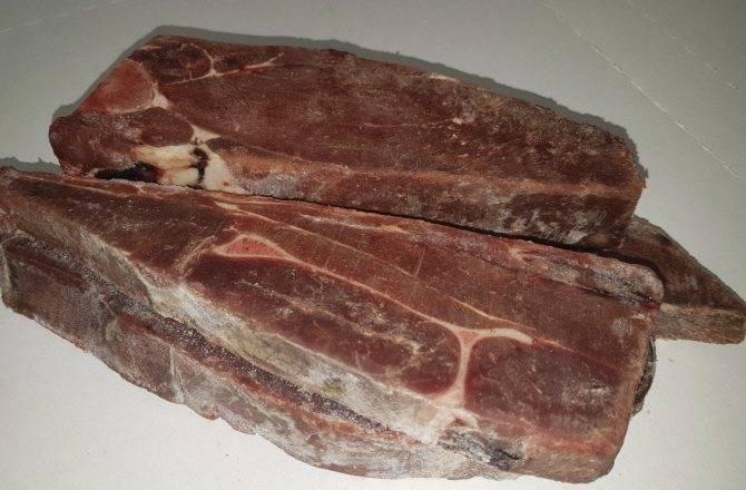 Мясо оленины – польза и вред для здоровья