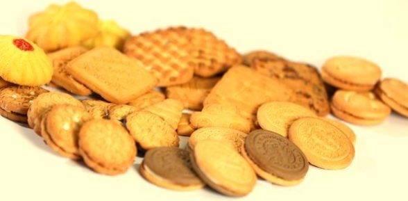 Овсяное печенье — польза и вред