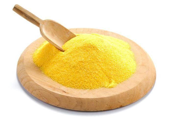 Состав, польза и вред кукурузной муки для организма