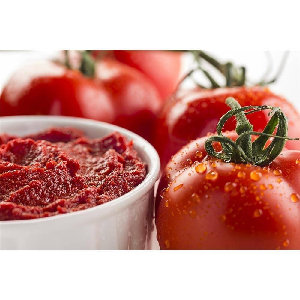 Польза томатной пасты