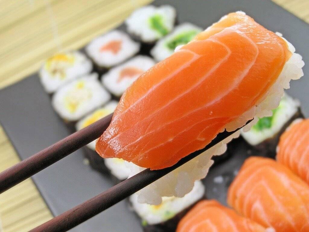 Популярная японская кухня — ее влияние на здоровье