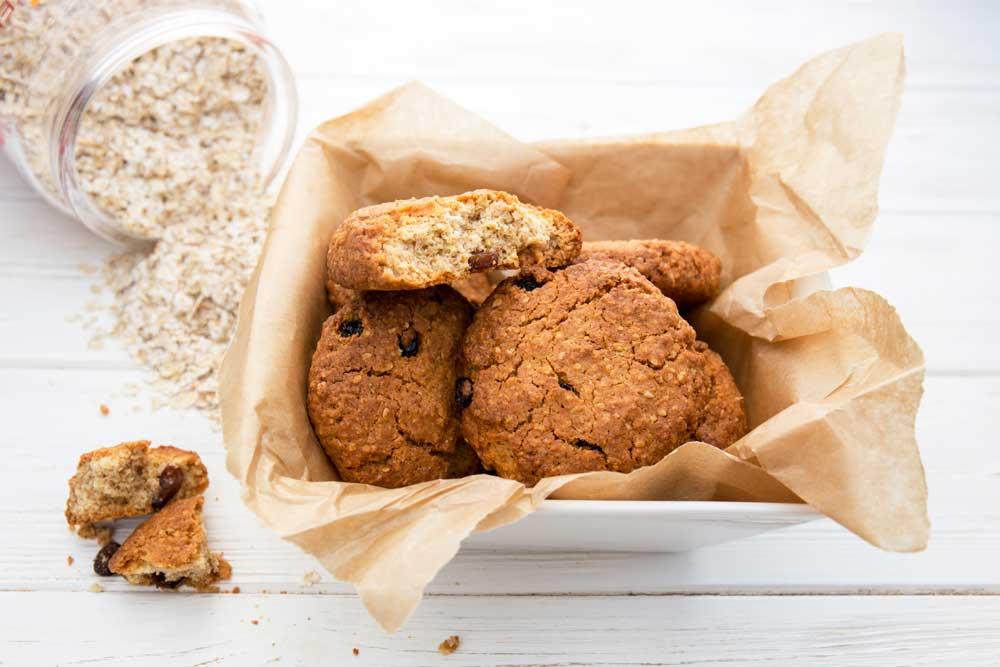 Овсяное печенье — польза и вред для здоровья