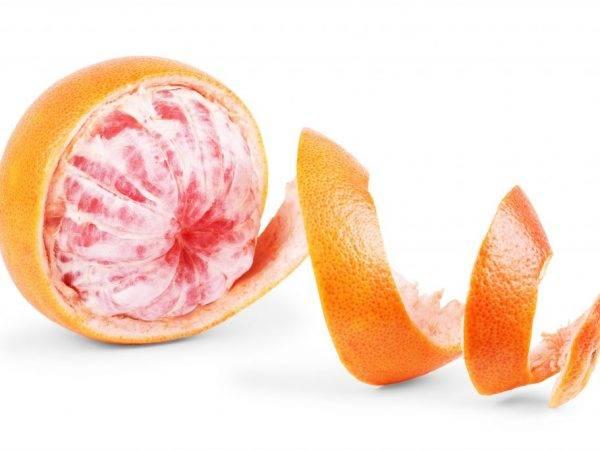 Как правильно почистить грейпфрут
