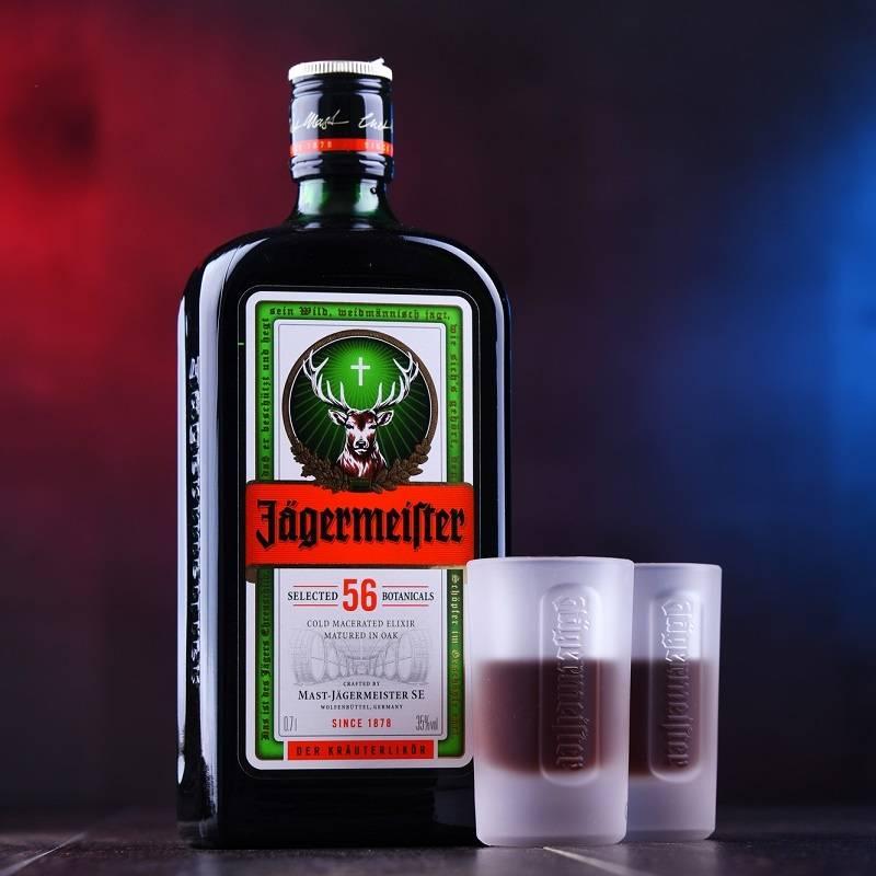 Как пить егермейстер правильно?