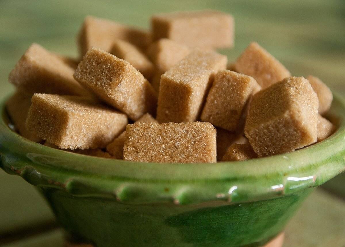 Коричневый сахар – польза и вред для организма