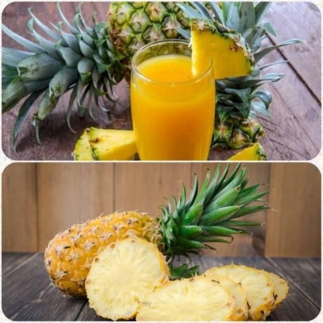 Можно ли есть ананас во время беременности?