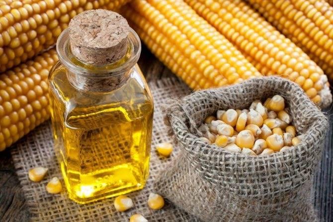 Кукурузное масло. польза и вред
