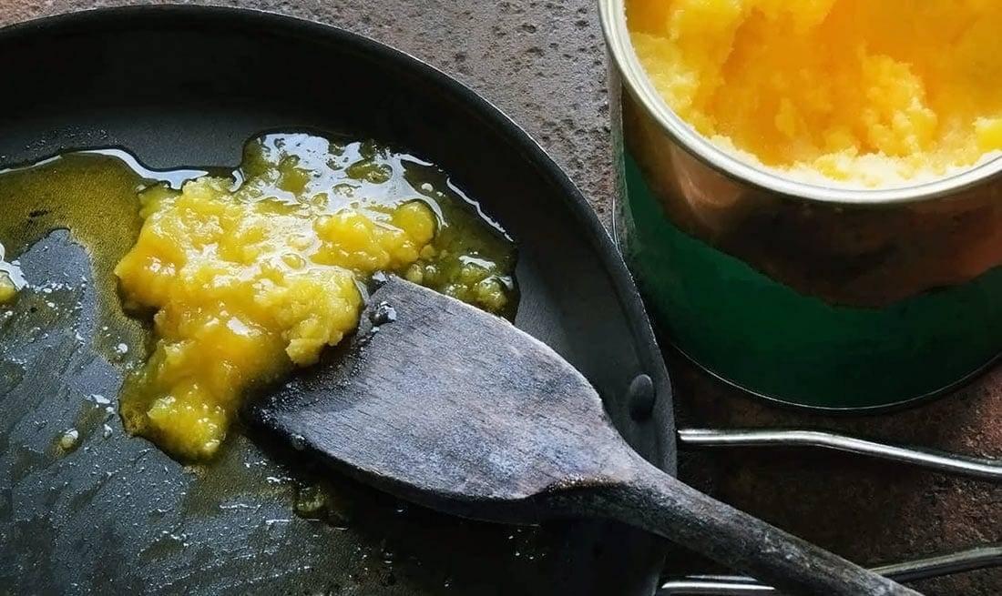 Масло гхи – что это такое, в чем отличие от топленого, польза