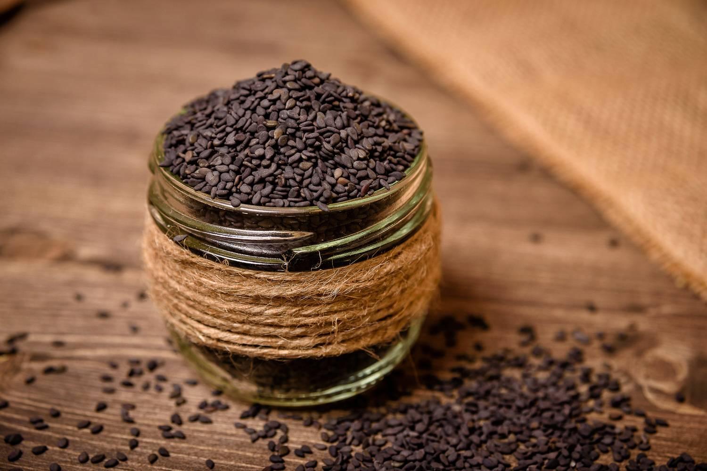 Свойства черного кунжута — полезные свойства, вред, показания и противопоказания к применению (110 фото)