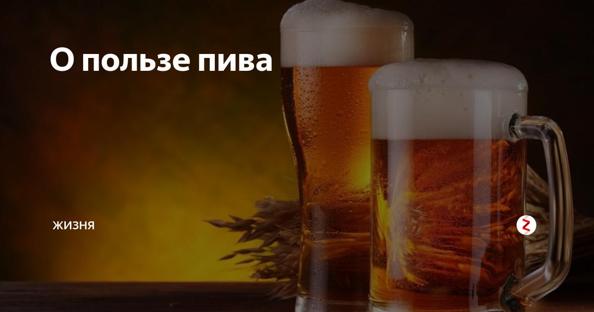 Пиво: влияние хмельного напитка на здоровье и нормы употребления