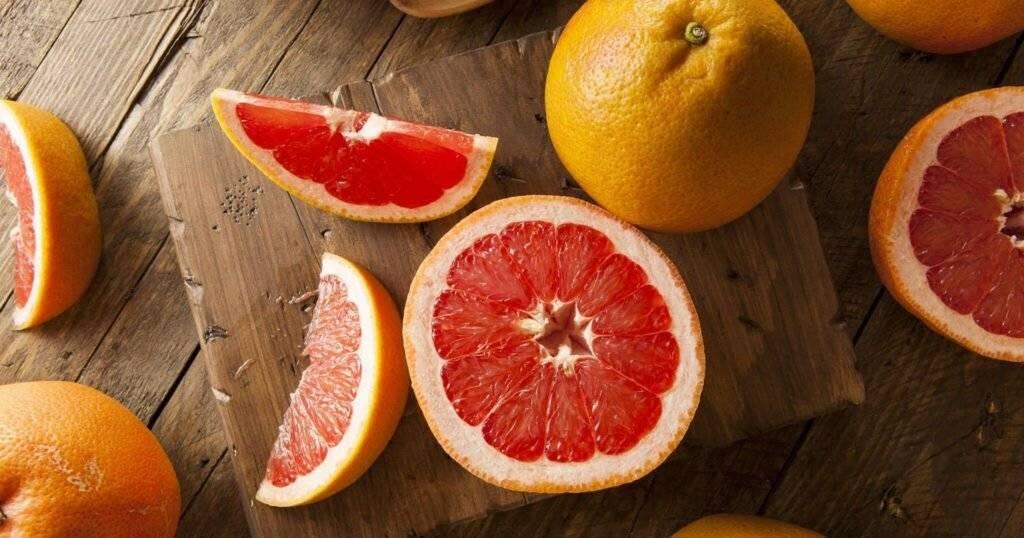 Можно ли есть грейпфрут на ночь?