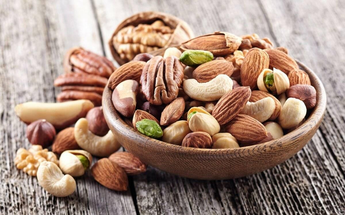 Как орехи влияют на потенцию и какие их виды особенно полезны для мужчин? проверенные рецепты