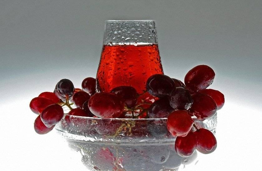 Польза и вред виноградного сока для организма. его состав и применение