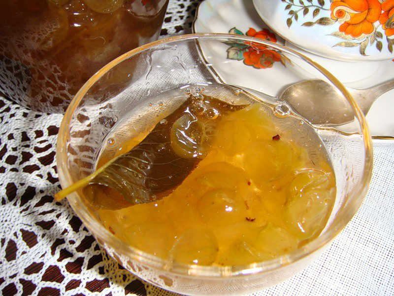 Топ 9 рецептов приготовления царского варенья из крыжовника на зиму
