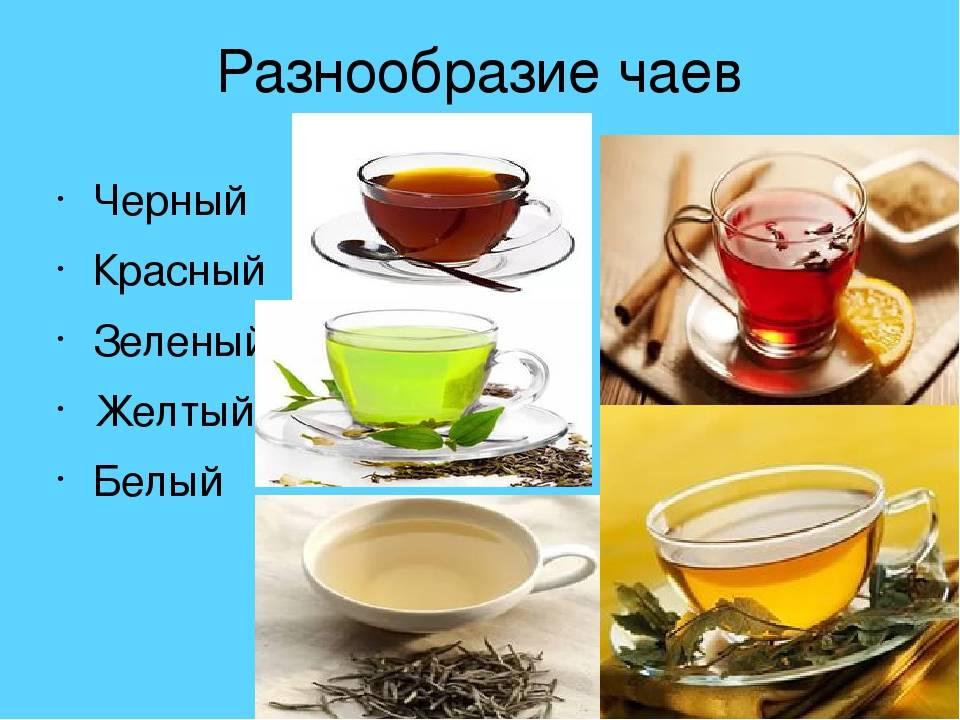 Чёрный чай вреден.