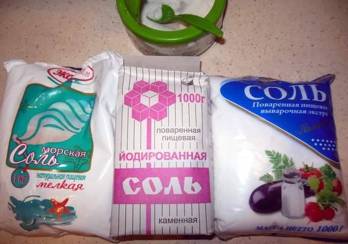 6 фактов о йодированной соли, которые помогут применить ее с максимальной пользой
