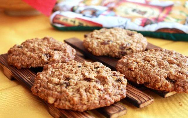 Польза овсяного печенья для организма человека