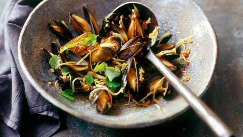 Мидии: польза морепродуктов или вред морского мусора