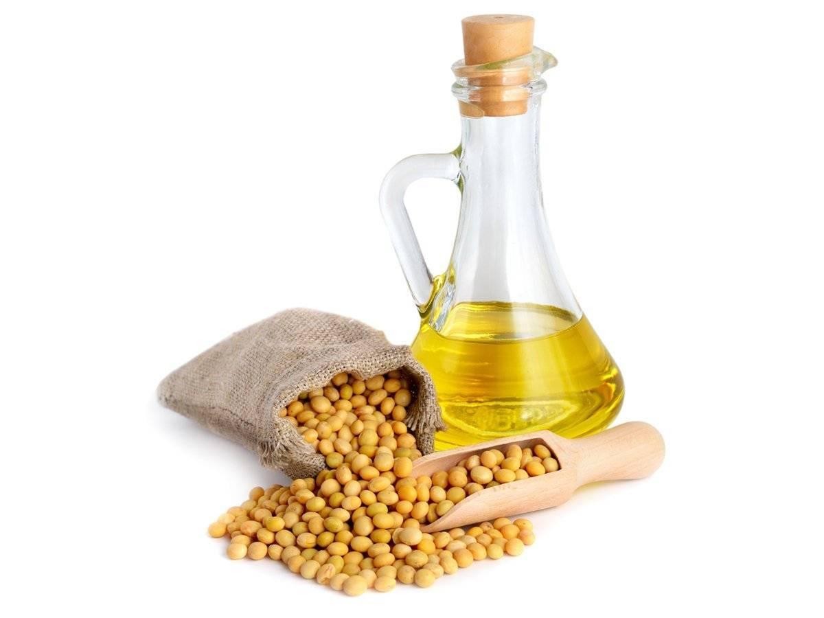 Соевое масло вред и польза в еде