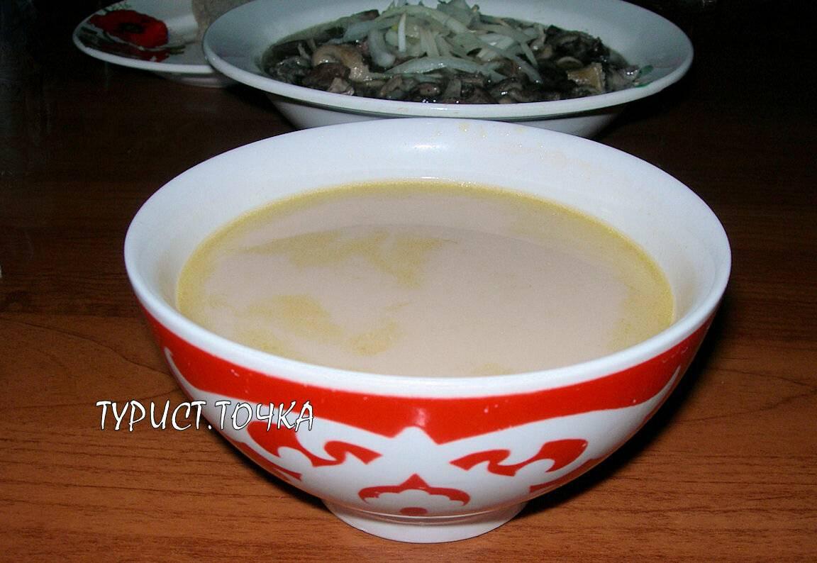 Калмыцкий чай — польза и вред