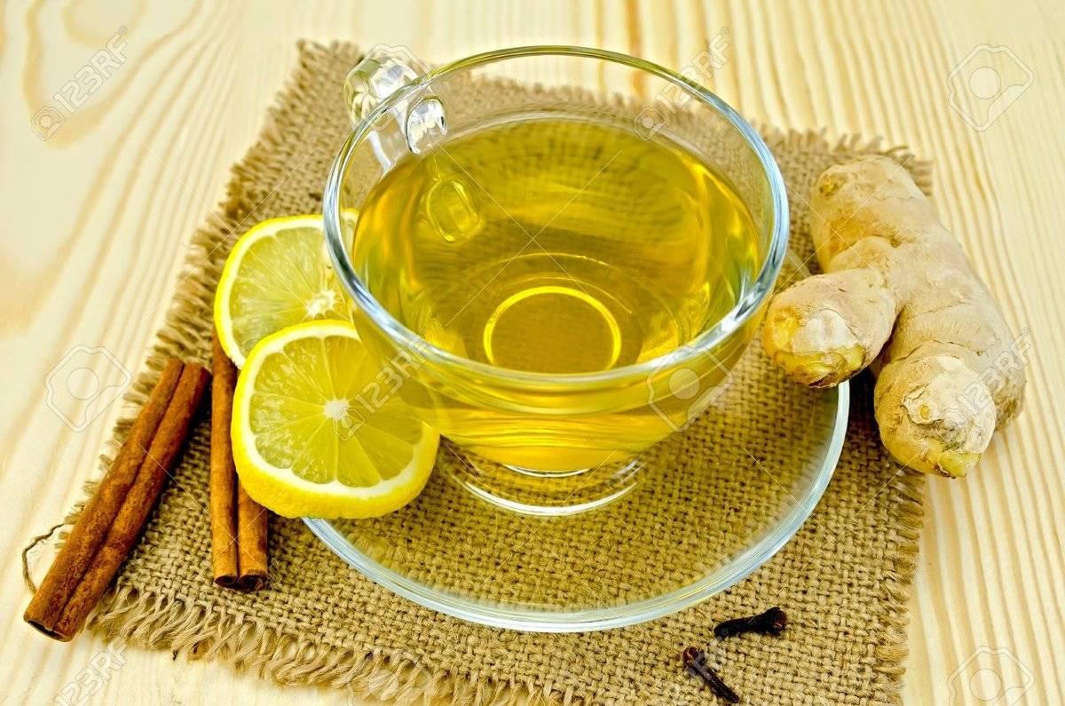 Чай с лимоном — польза и вред