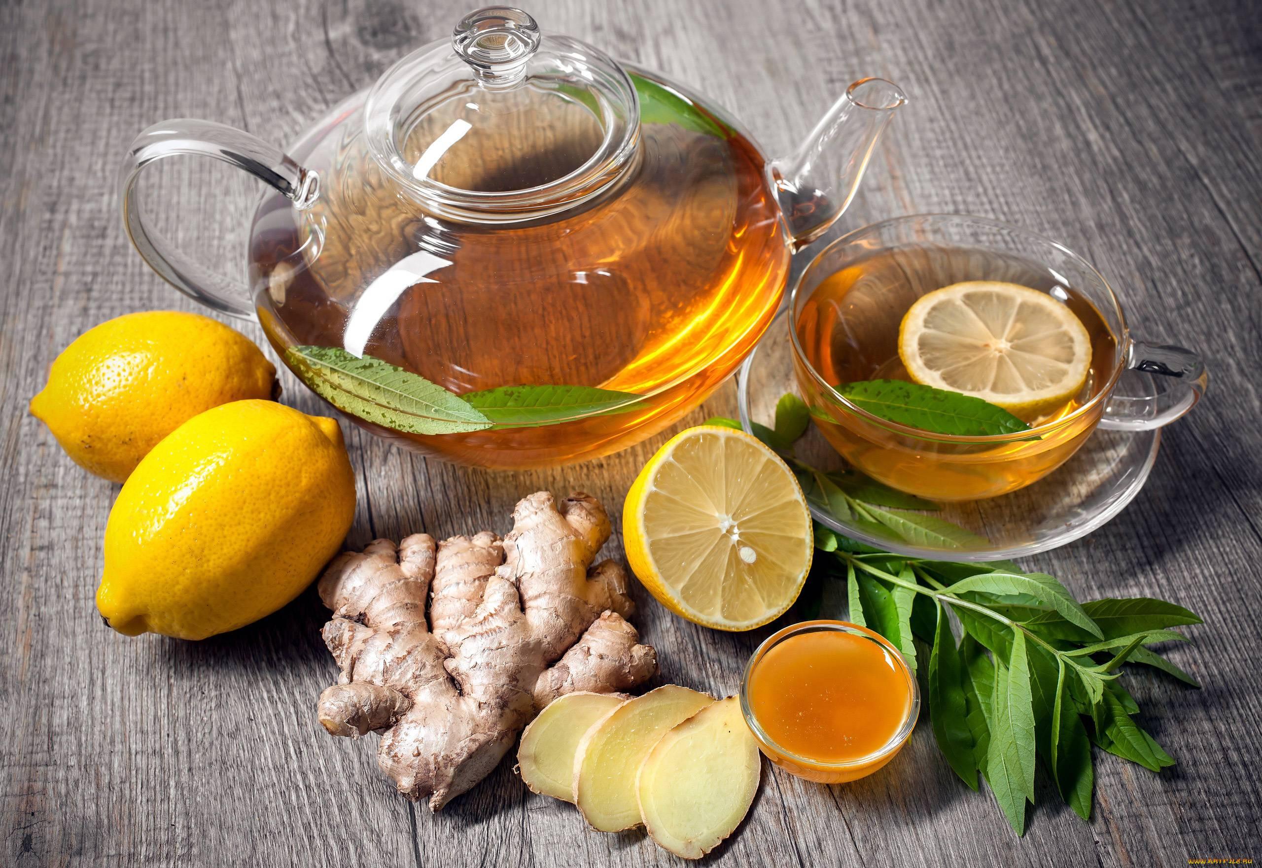 Чем полезен чай с медом?