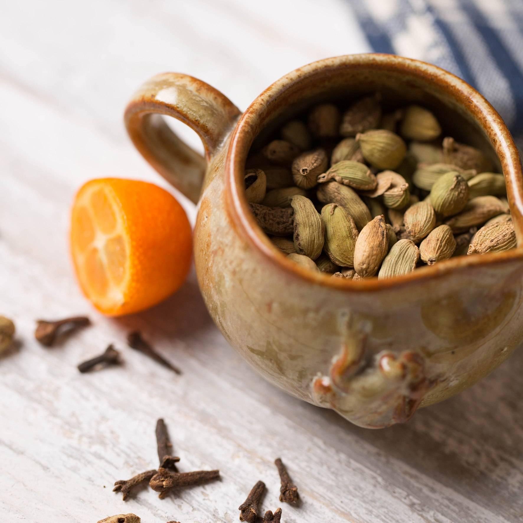 Полезные свойства и противопоказания специи кардамон