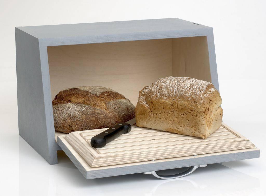 Как правильно хранить хлеб, чтобы он не плесневел