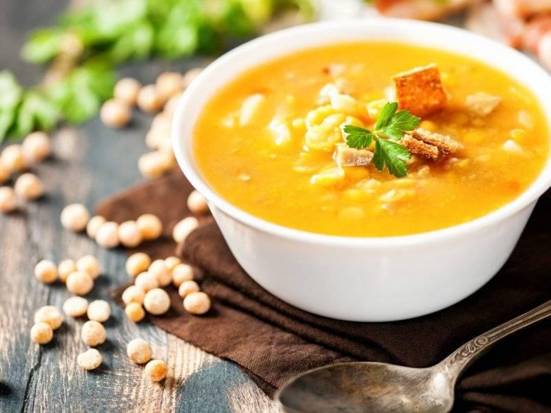 Гороховый суп: польза и вред для мужчин и женщин