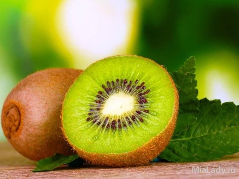 Киви: польза и вред для организма, сколько нужно съесть