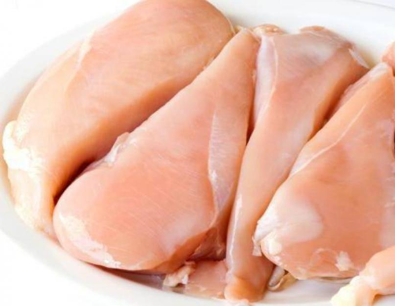 Как быстро и правильно разморозить курицу