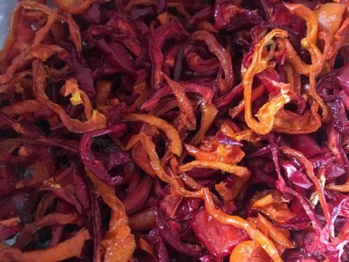 Как сушить перец чили в домашних условиях: в духовке, электросушилке и на воздухе