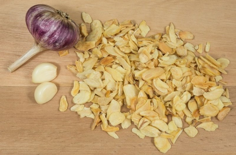 Как засушить чеснок в домашних условиях?