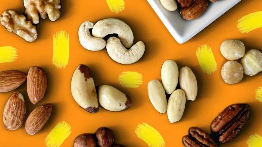 Польза и вред орехов для организма. суточная норма. химический состав орехов