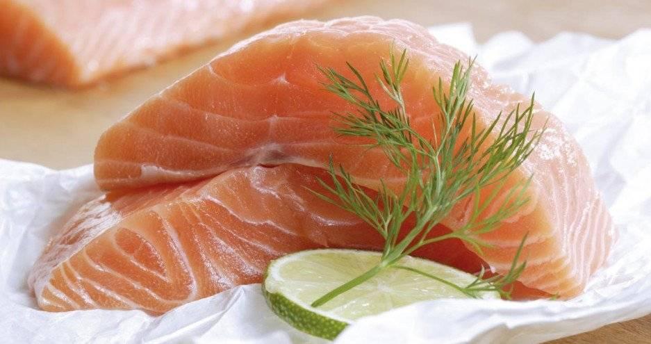 Уникальный продукт — семга: все о калорийности и ценных качествах рыбки