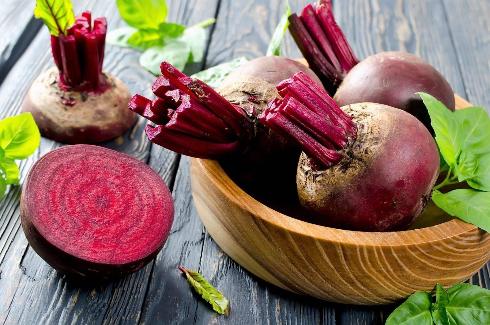 Красная свекла: польза и вред. польза и вред вареной и сырой свеклы
