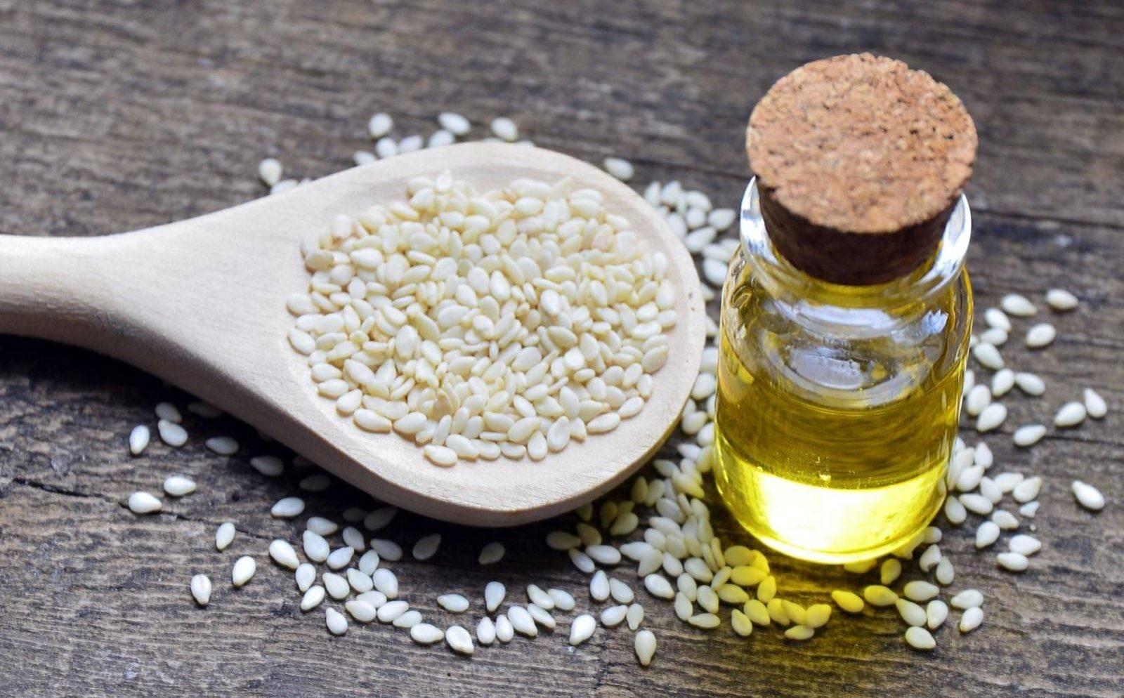 Кунжутное масло: польза, вред и как принимать